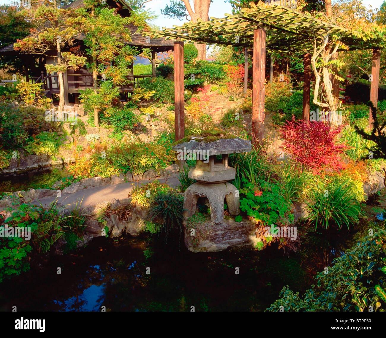 Tully japanese gardens co kildare ireland japanese for Garden design kildare