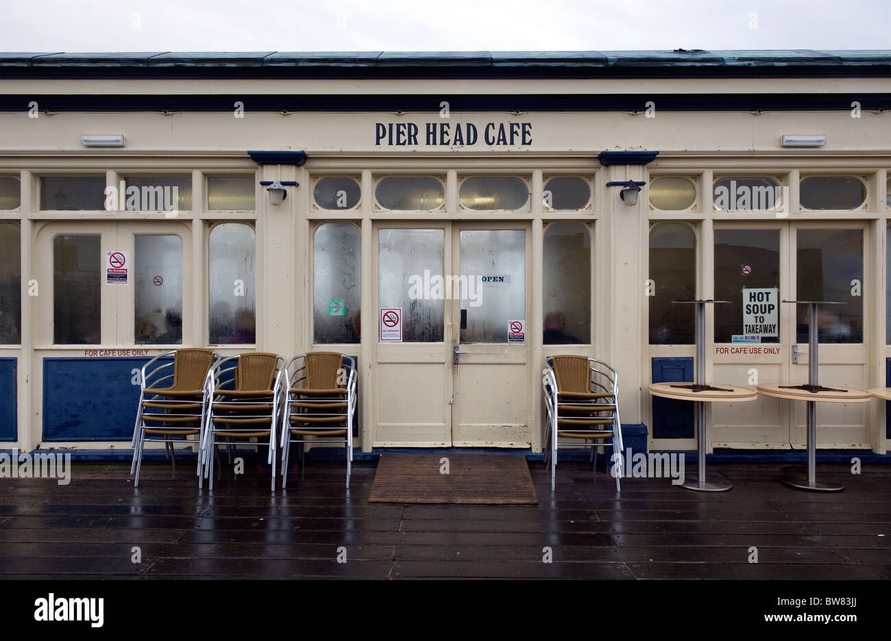 Southend Pier Cafe Opening Times