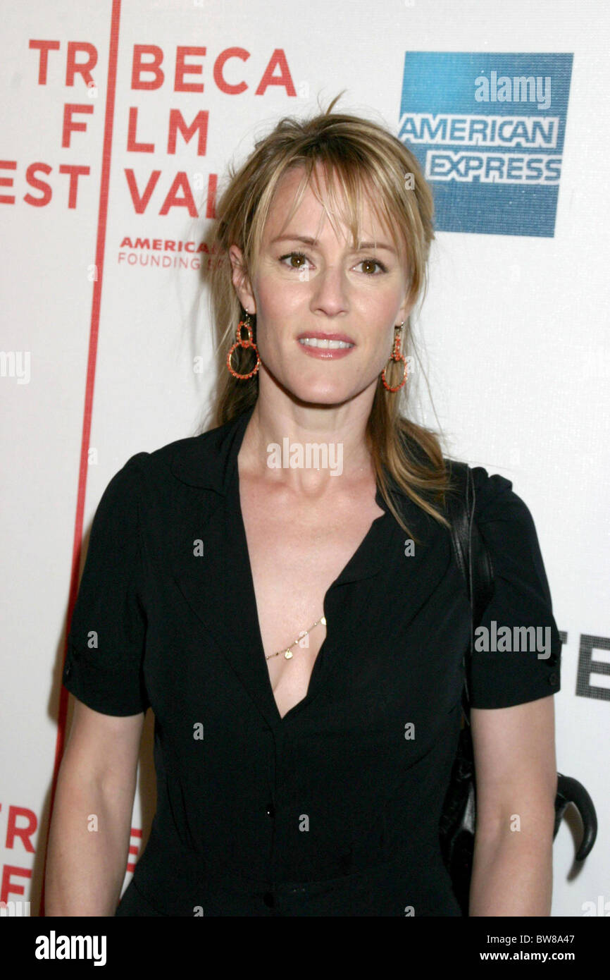 AfterParty for the GARDENER OF EDEN Premiere at the Tribeca Film Festival Stock Photo