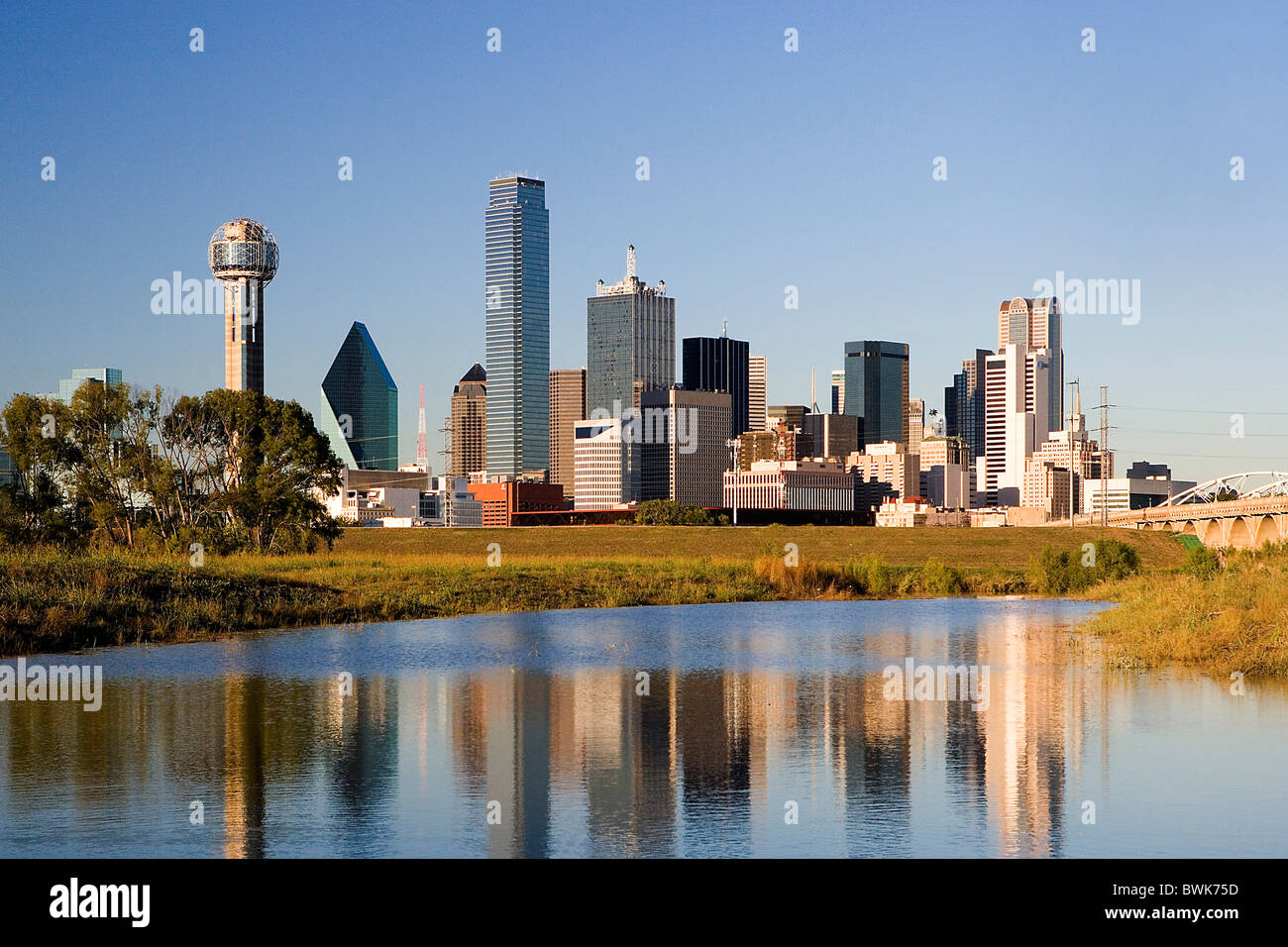 Usa america united states north america texas dallas town for Us city skylines photos