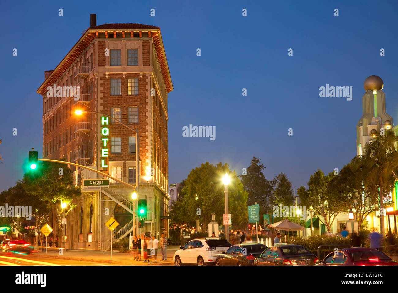 Downtown Culver City Hotel