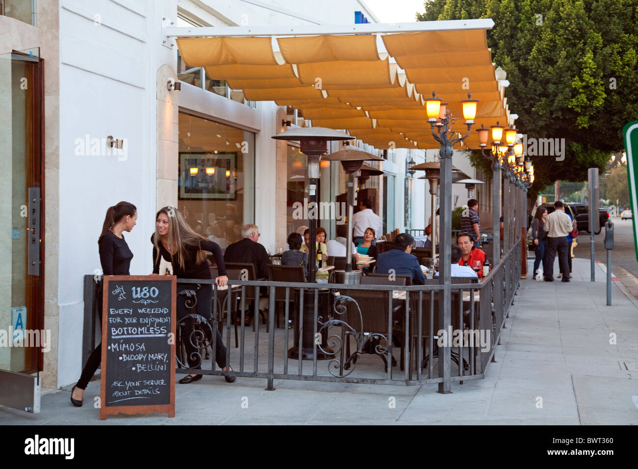 Downtown Culver City Ca Restaurants