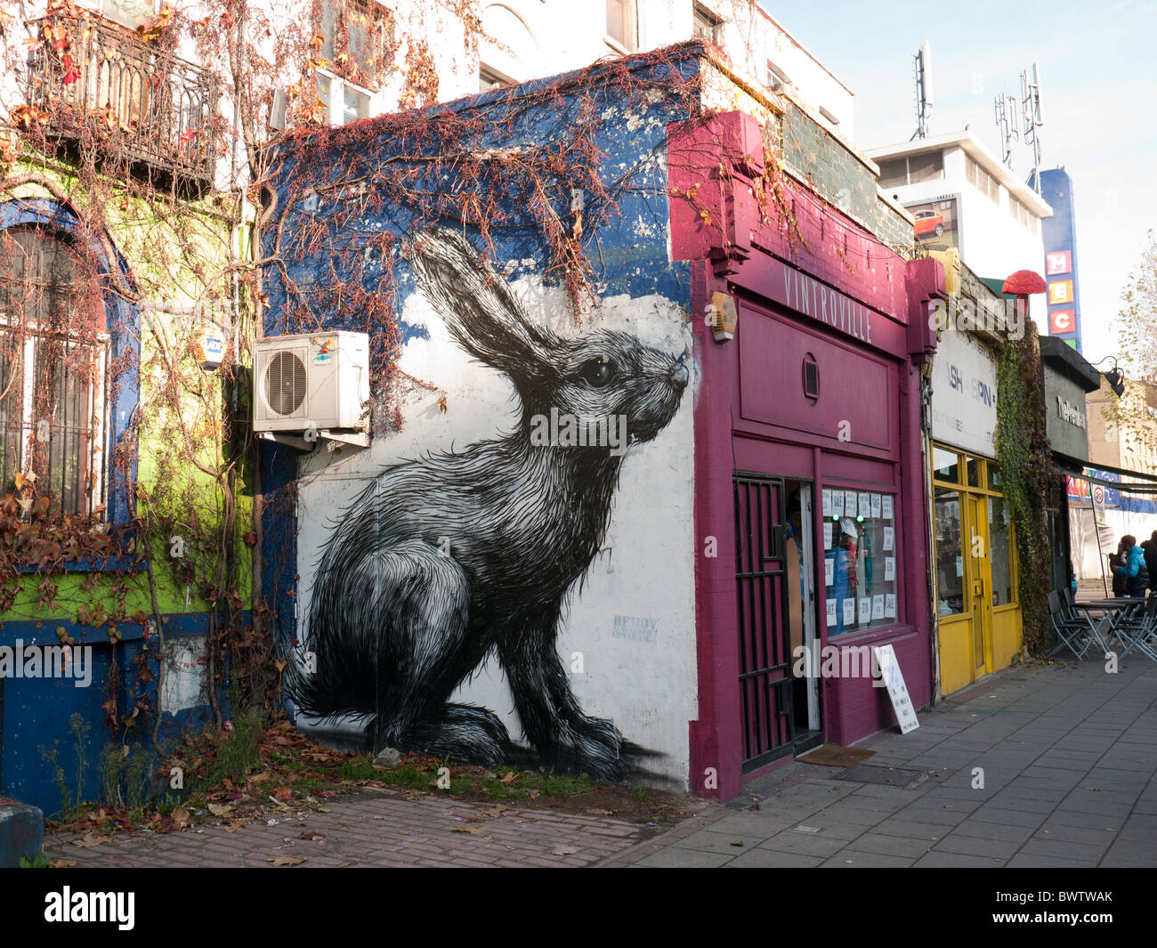 White Rabbit Cafe Berlin