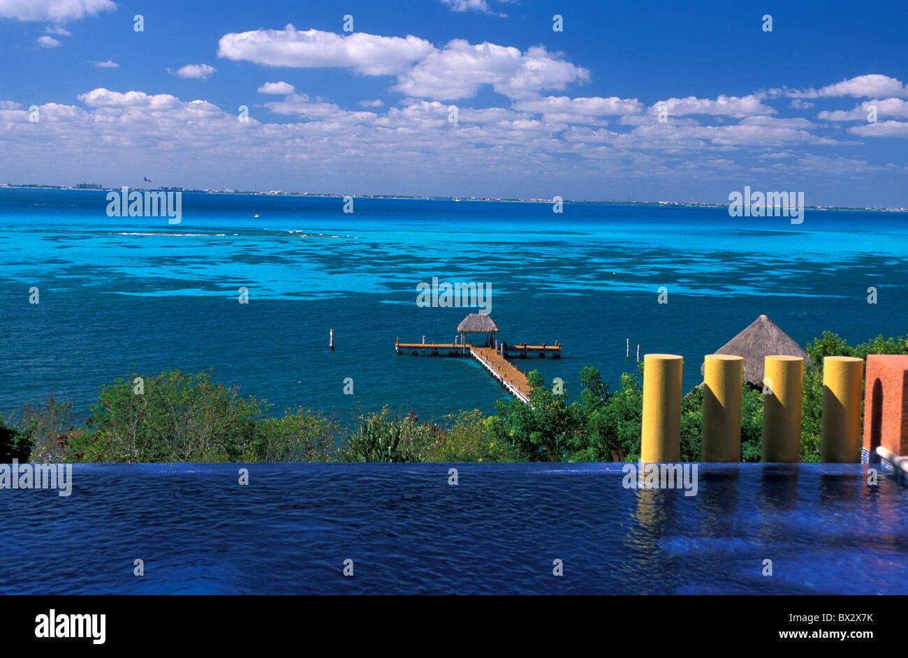 Cancun hotel casa del los suenos isla mujeres mexico for Casa de chicas