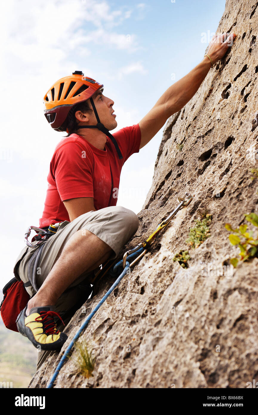Climbing Stock Foto
