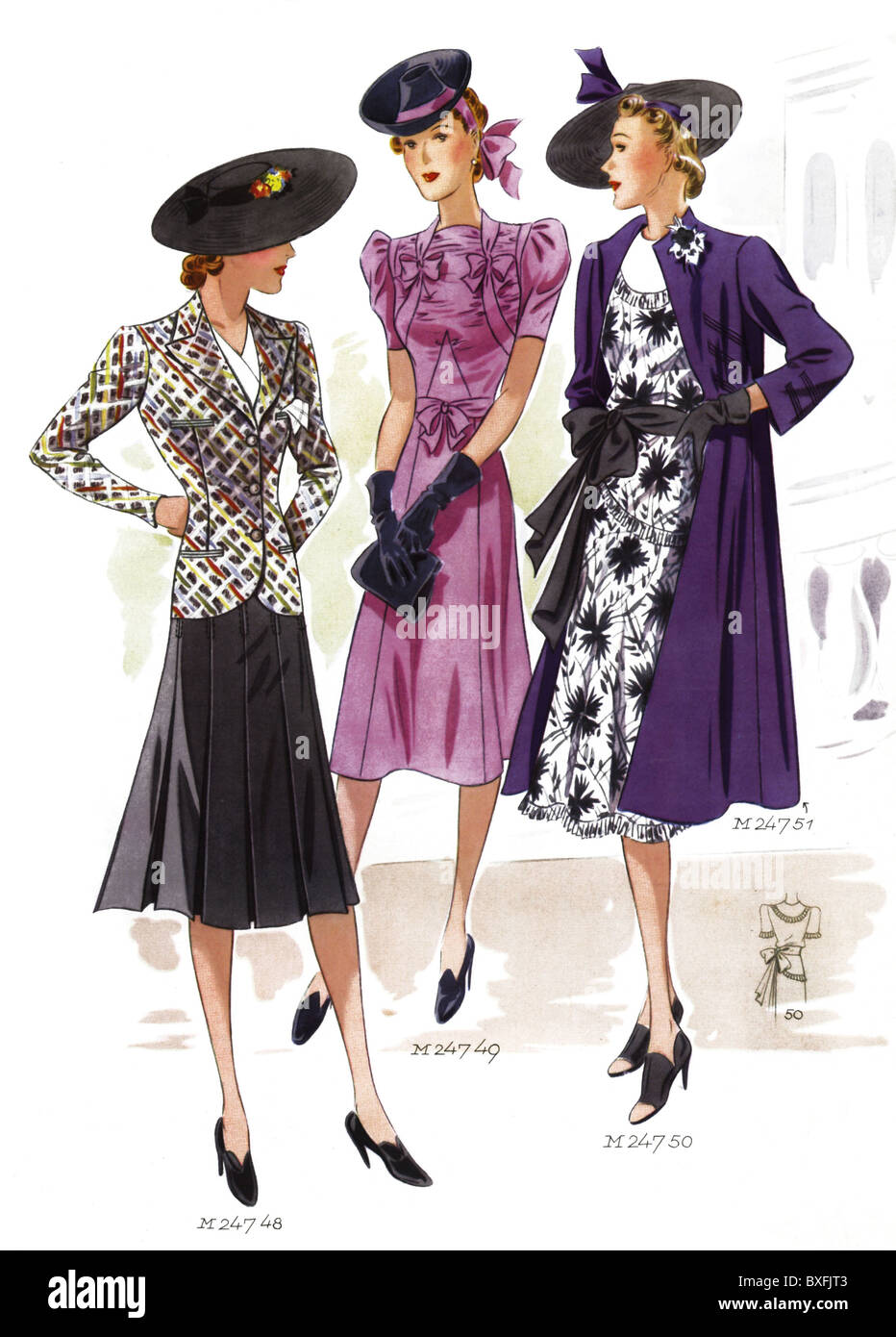 Fashion Flashback: Style From the 20s and 30s StyleCaster 5