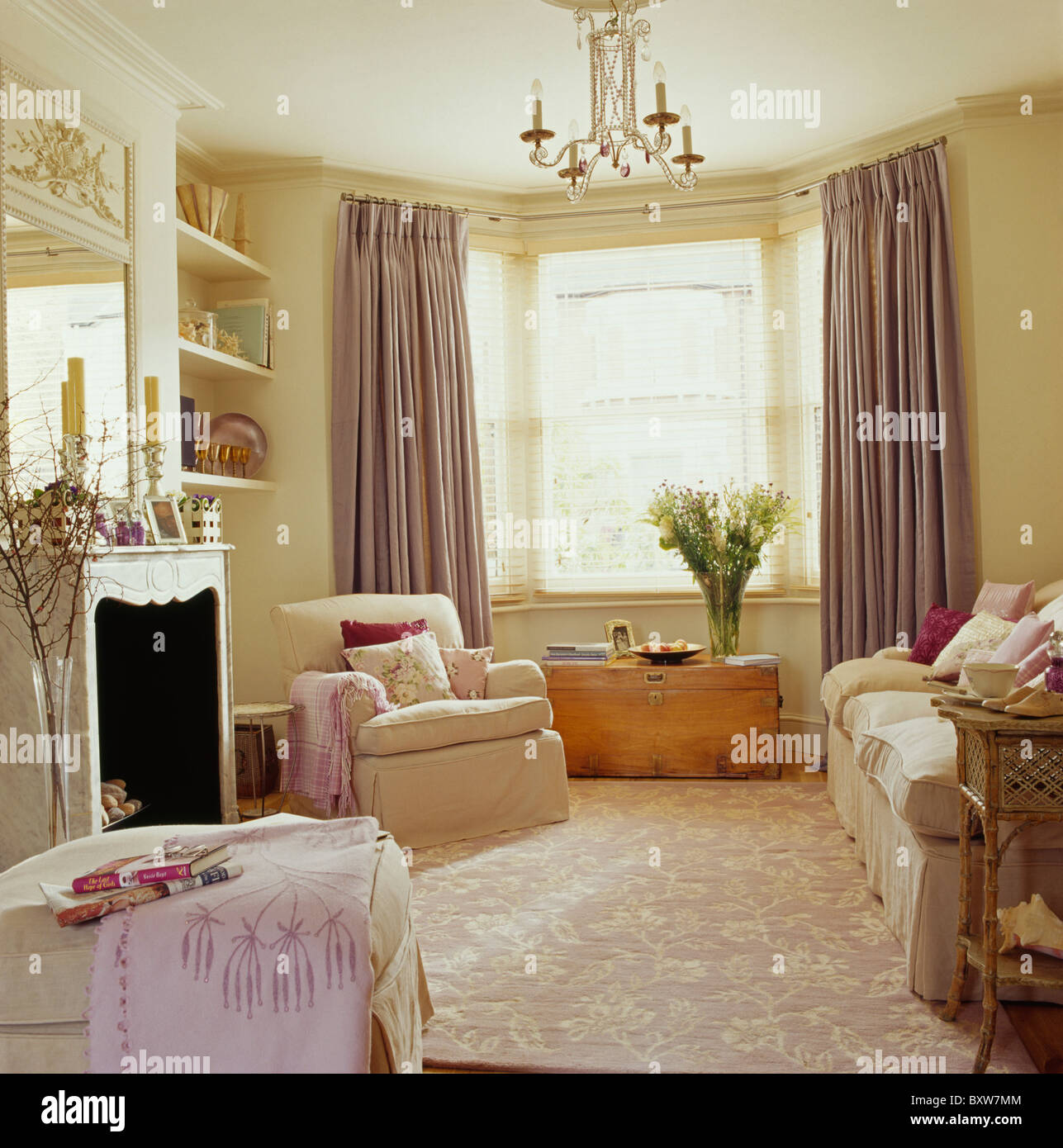 Cream Living Room Ideas Uk