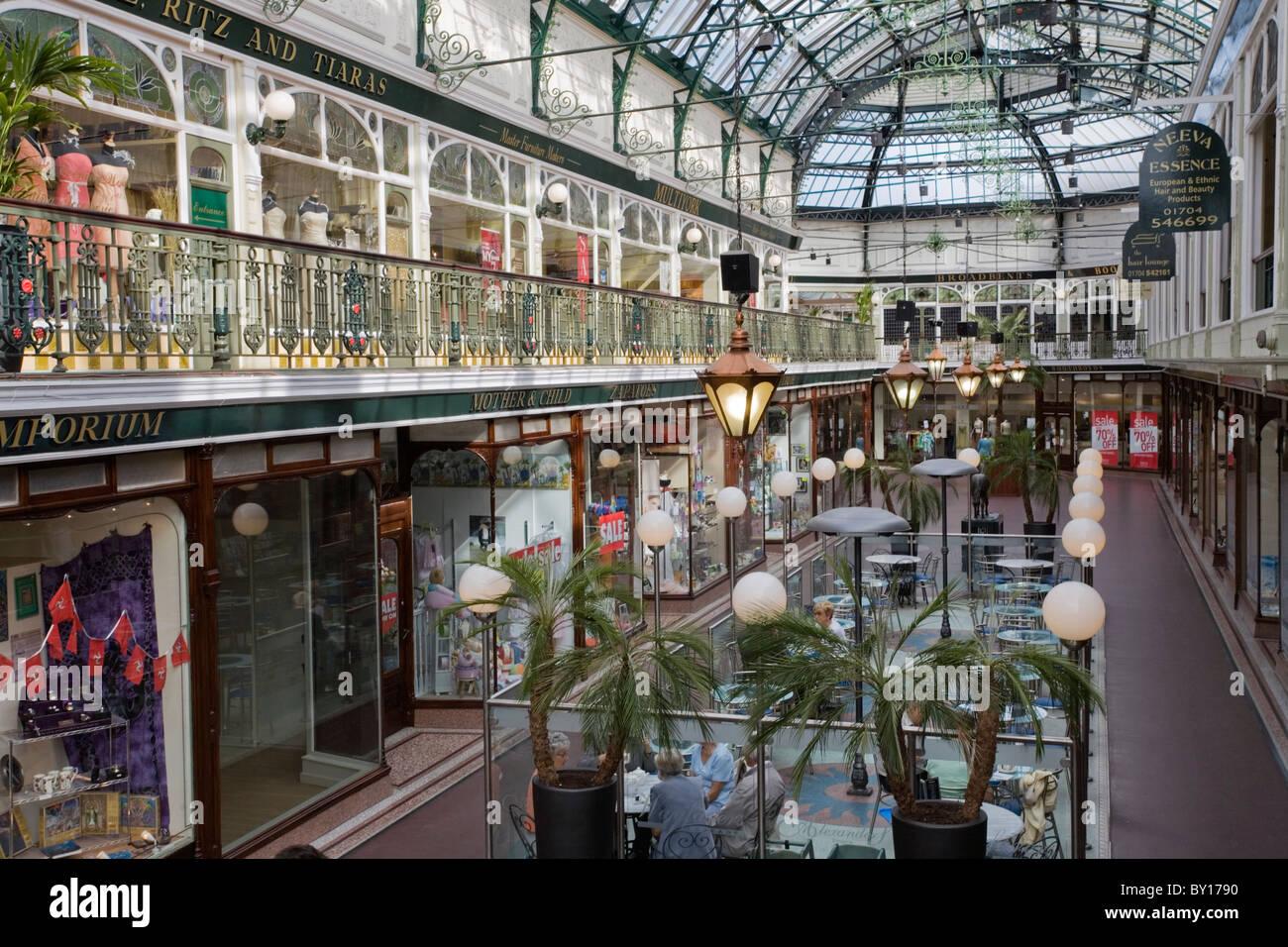 Wayfarers Arcade Lord Street Southport Merseyside