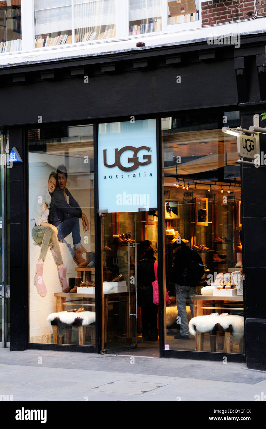 ugg shopping uk