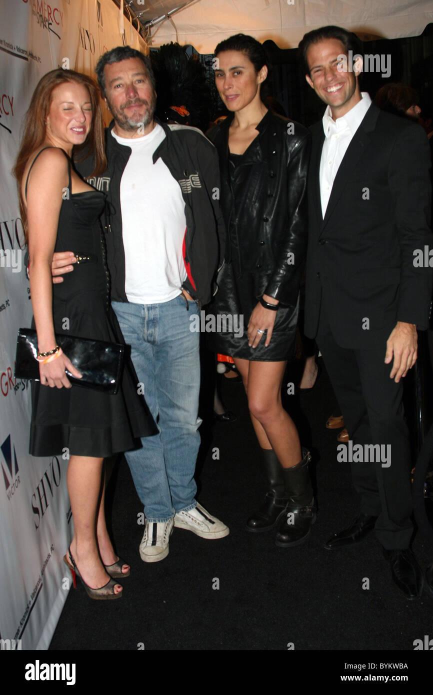 Philippe Starck Jasmine Abdellatif Michael Shvo And