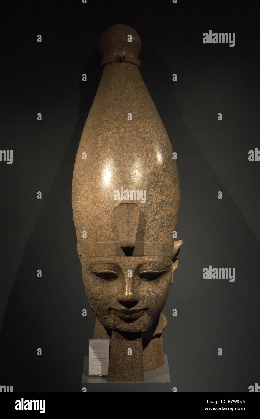 an analysis of the colossal head an egyptian artwork Analysis multimedia last batch of colossal statues to be moved to grand egyptian museum on a colossus head of king userkaf and two large limestone.