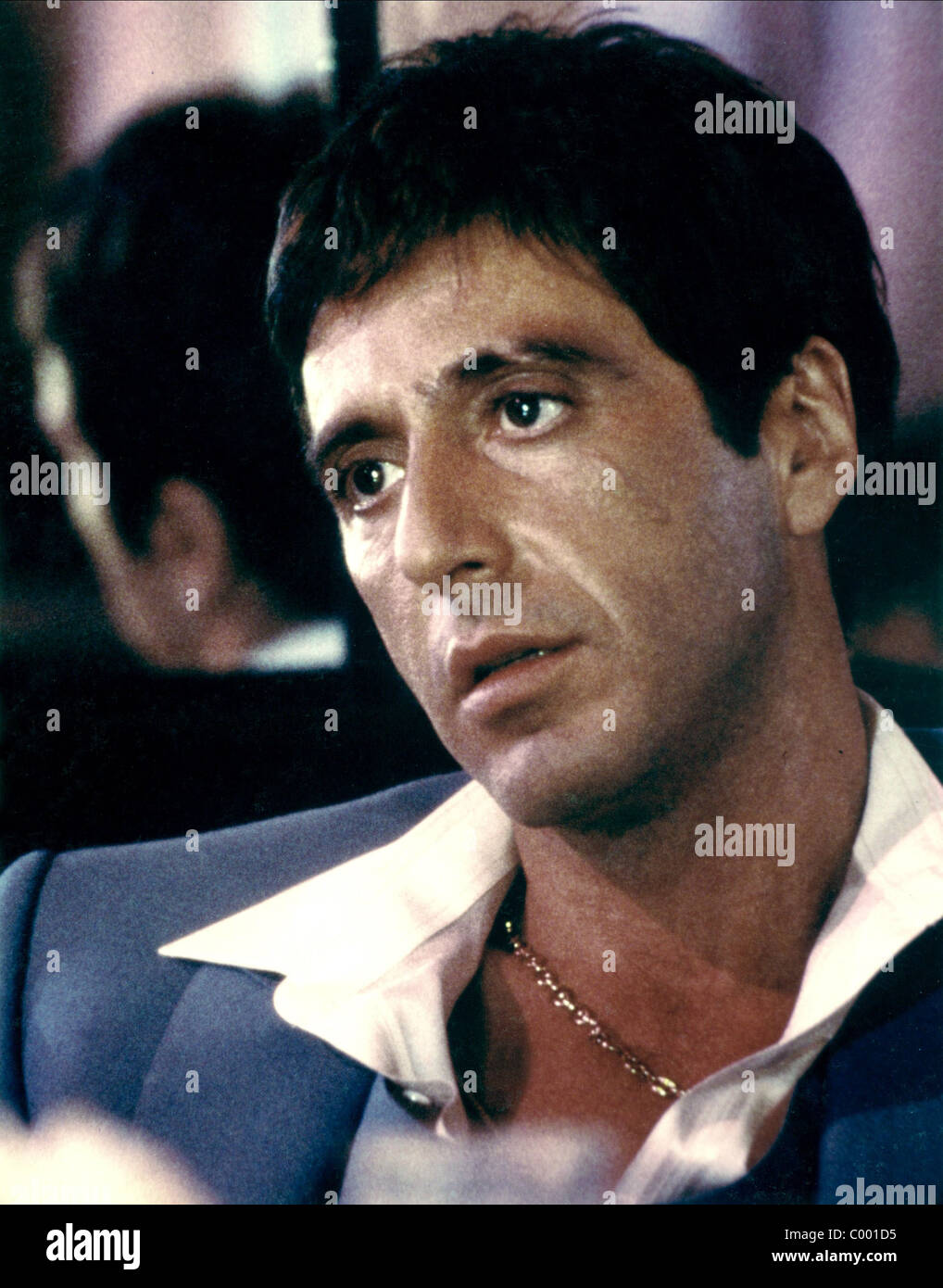 Al pacino scarface 1983 stock photo royalty free image for Occhiali al pacino scarface