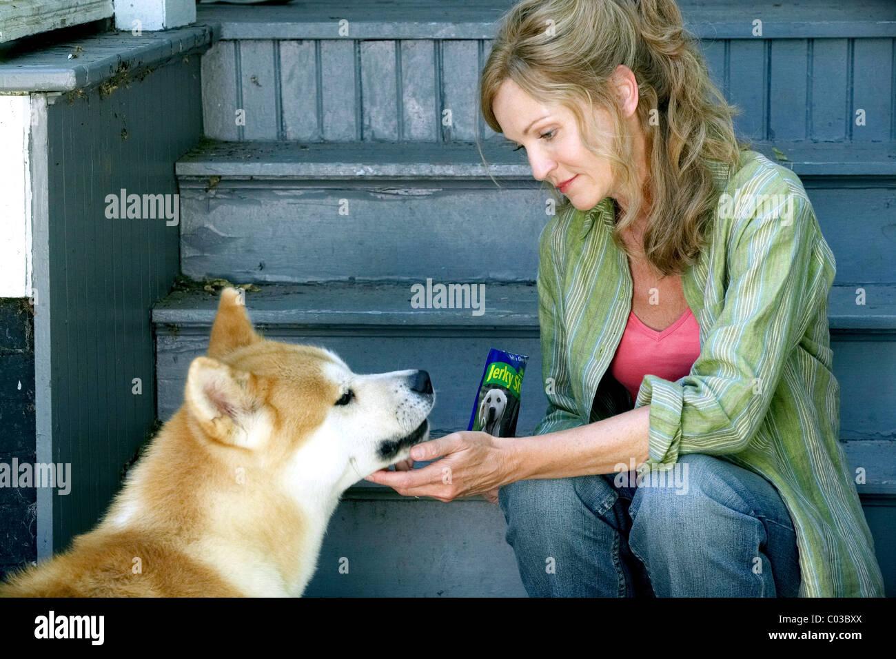 Hachiko movie summary. Hachi: A Dog's Tale (2009). 2019-02-06