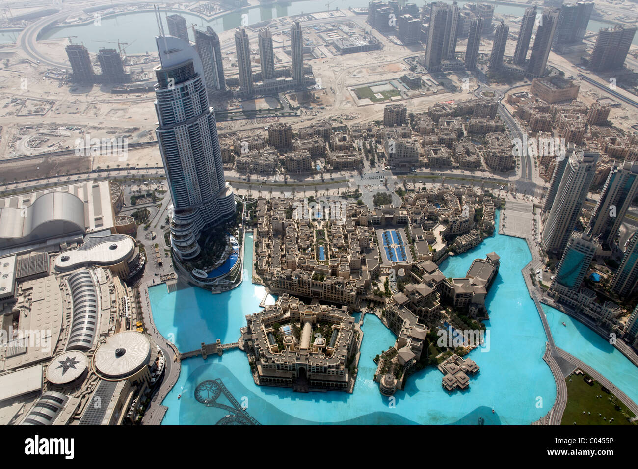 The Address Downtown Dubai Hotel And Residential Tower
