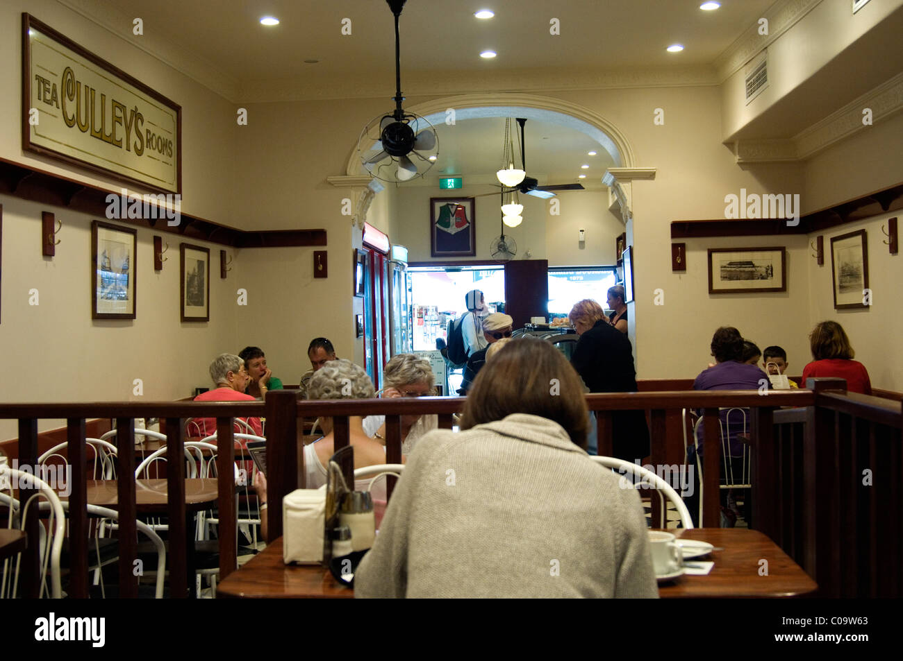 Culley S Tea Rooms Fremantle