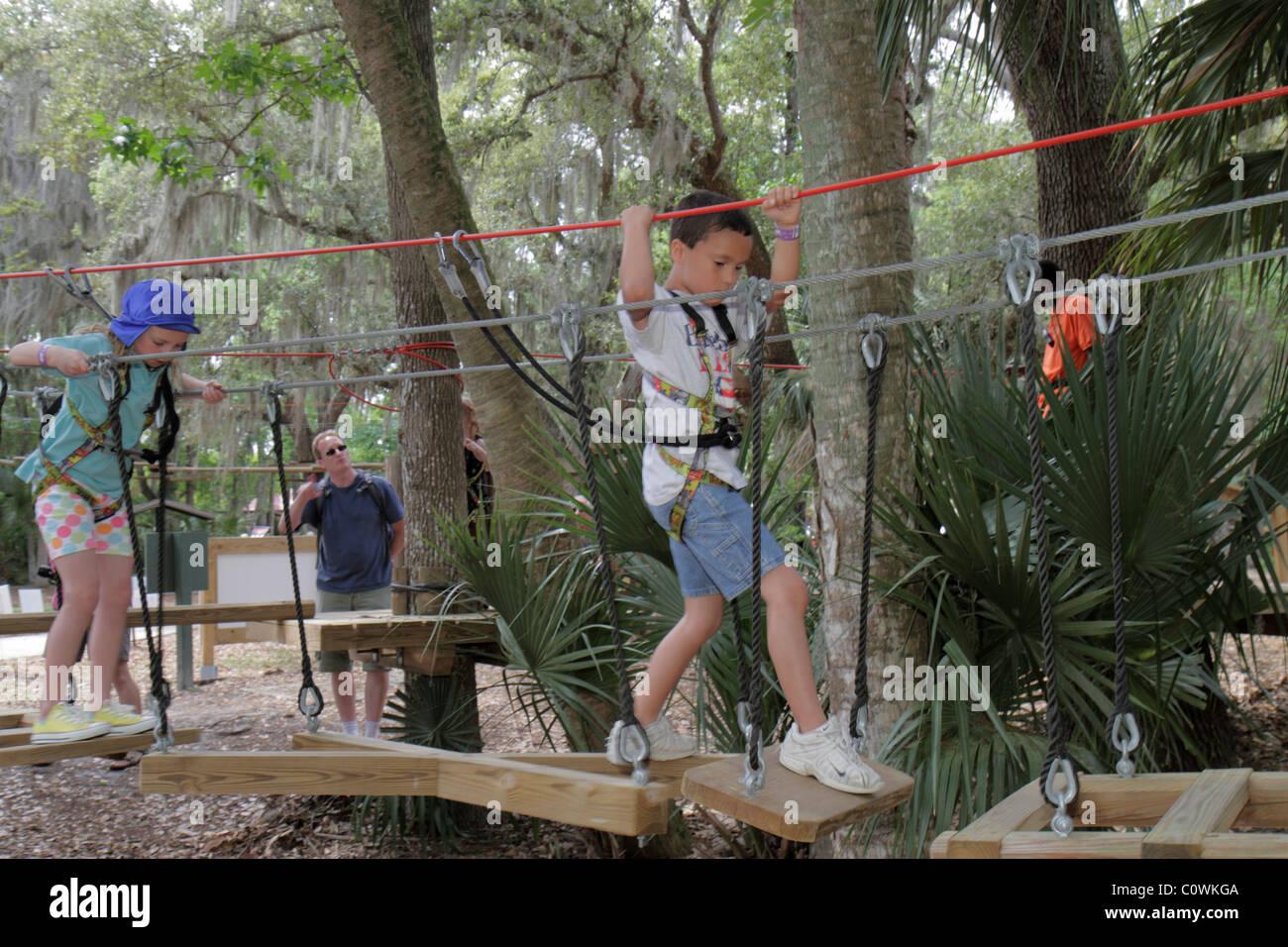 Orlando Florida Sanford Central Florida Zoo And Botanical Gardens Stock Photo Royalty Free