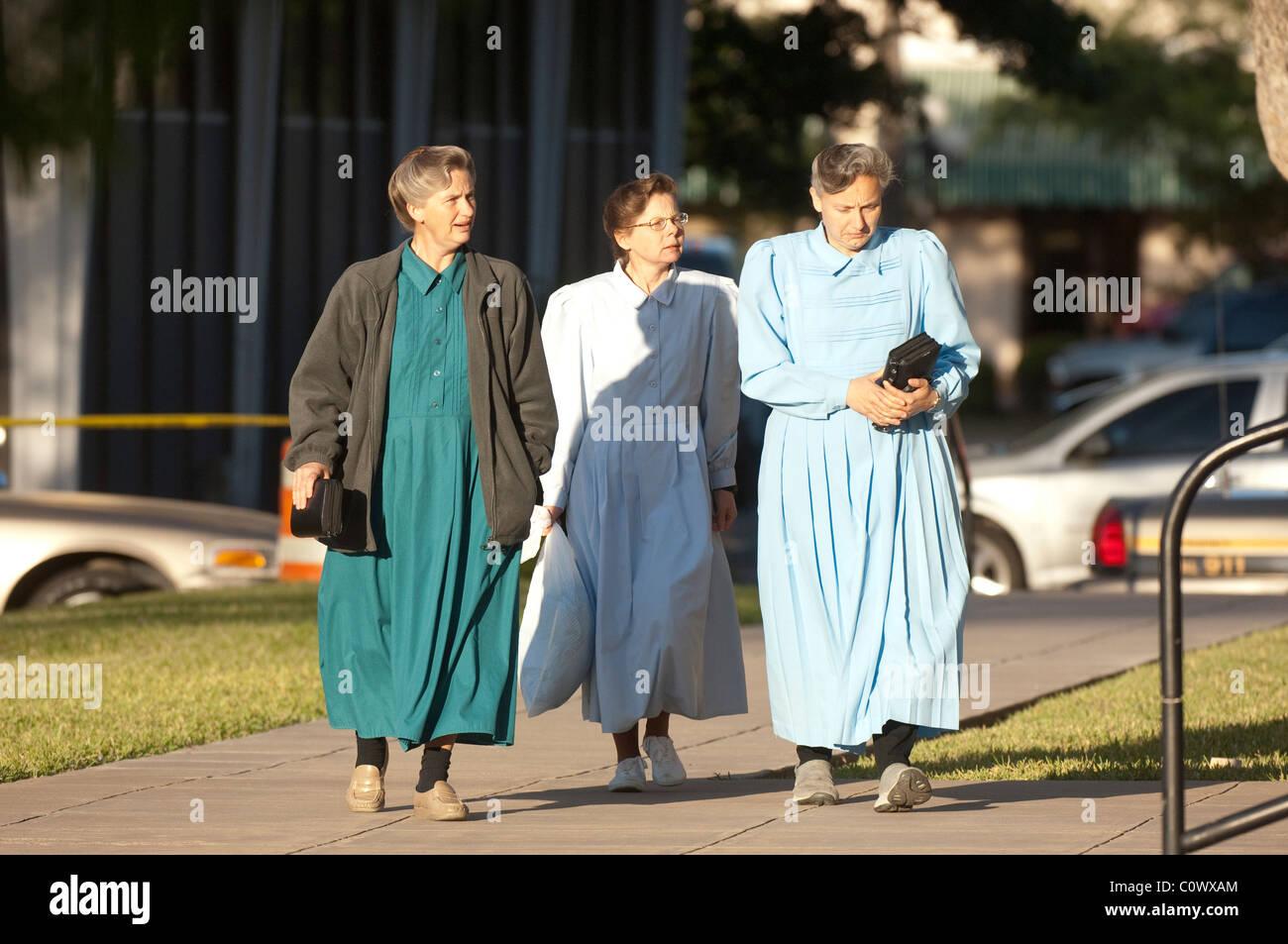 PHOTOS: Inside Polygamy: Life in Warren Jeffs' FLDS Church