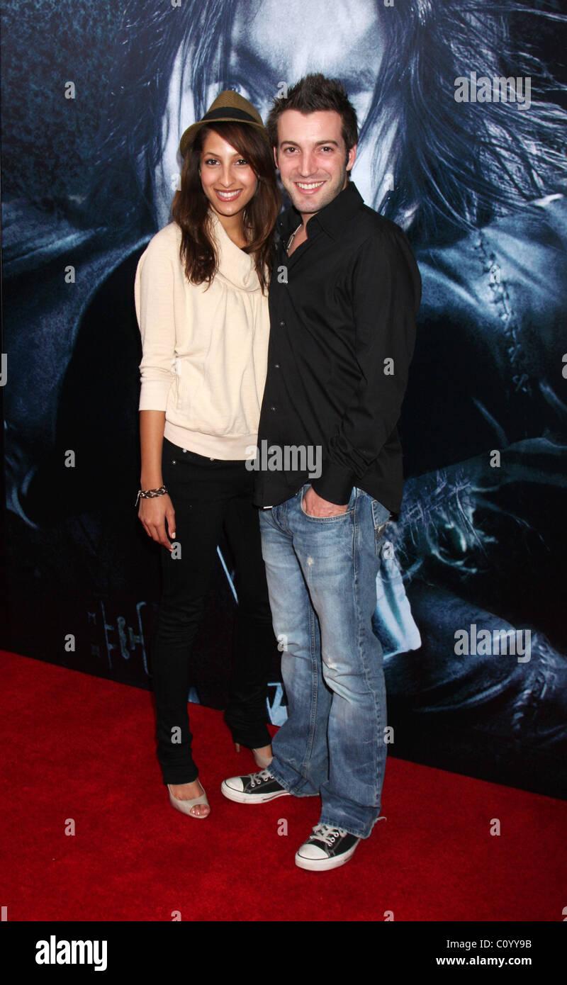 Christel Khalil & Husband Stephen Hensley Los Angeles ...