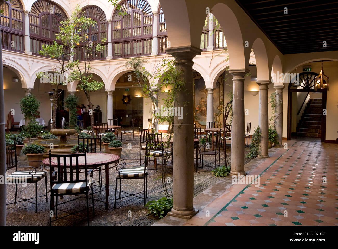 Hotel Parador Granada Spain