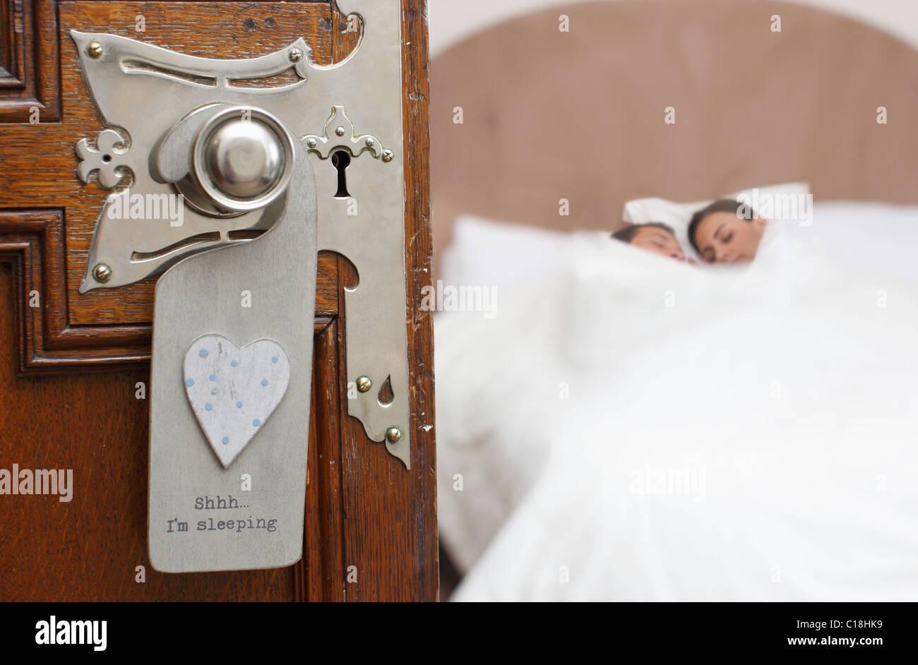 Honeymooners Stock Foto