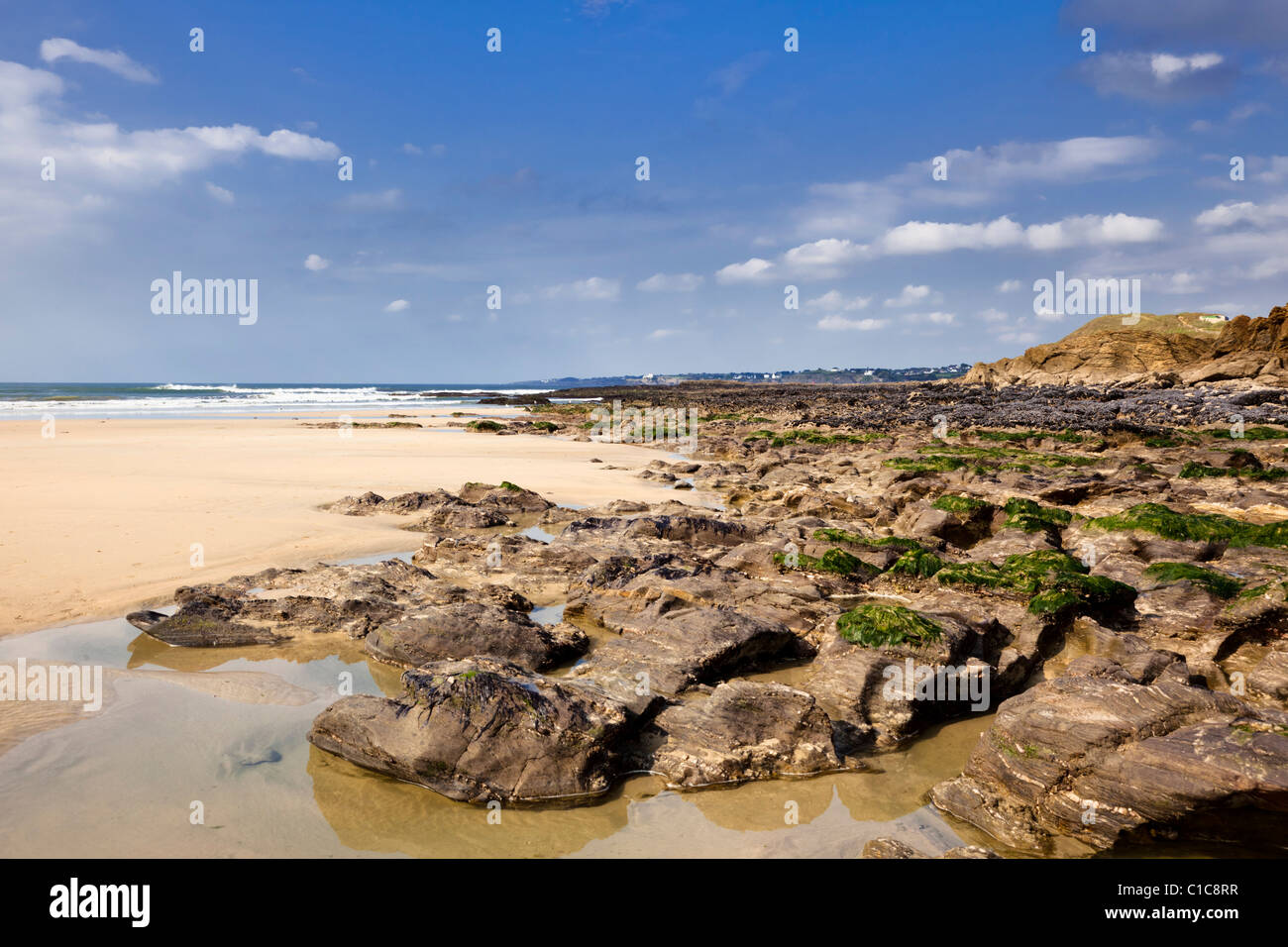 Best beaches on the Brittany coast, France: Penthièvre ...  |Beach Bretagne France