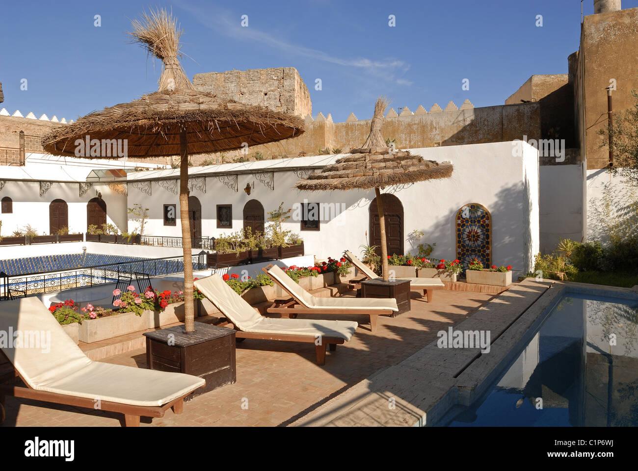 Morocco  Meknes Tafilalet Region  Meknes Imperial City