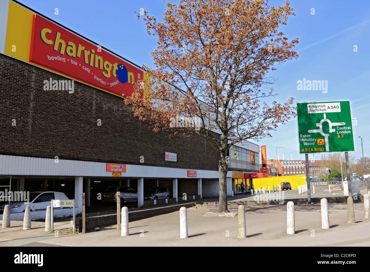 Harrington Road Car Park