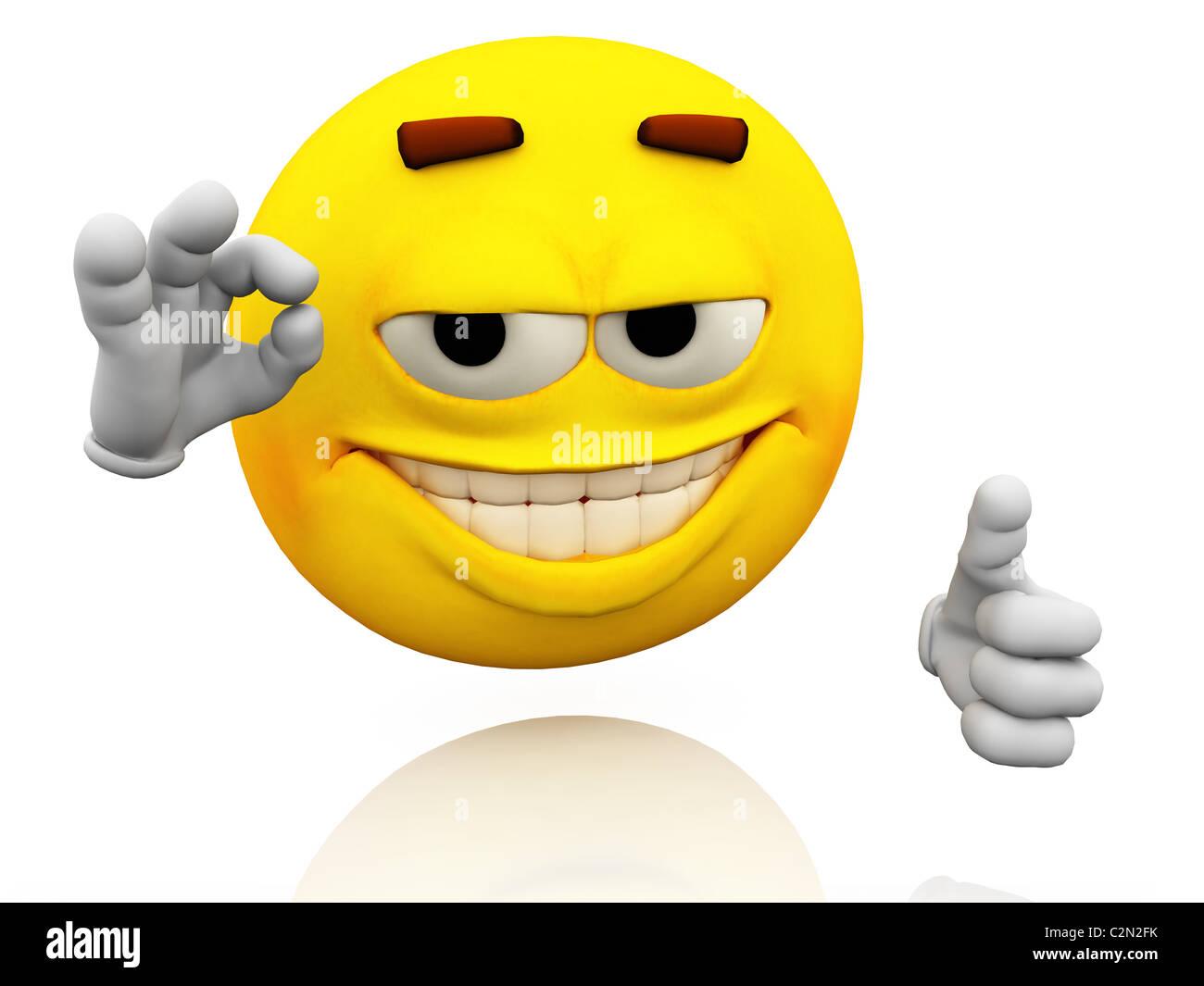 smiley emoticon facial expression hot emotional