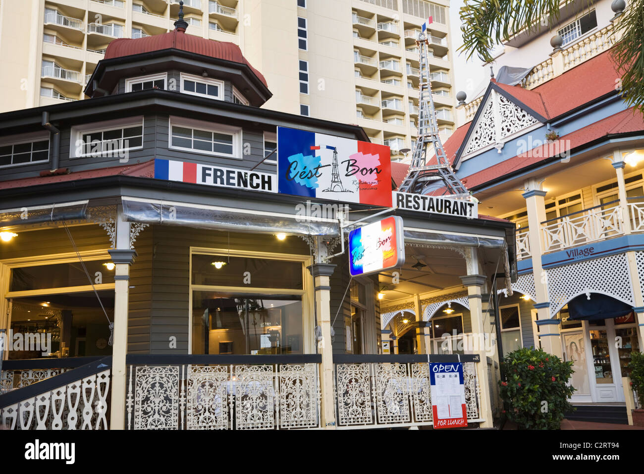 Restaurant C Est Bon  Ef Bf Bd Cairns Australia