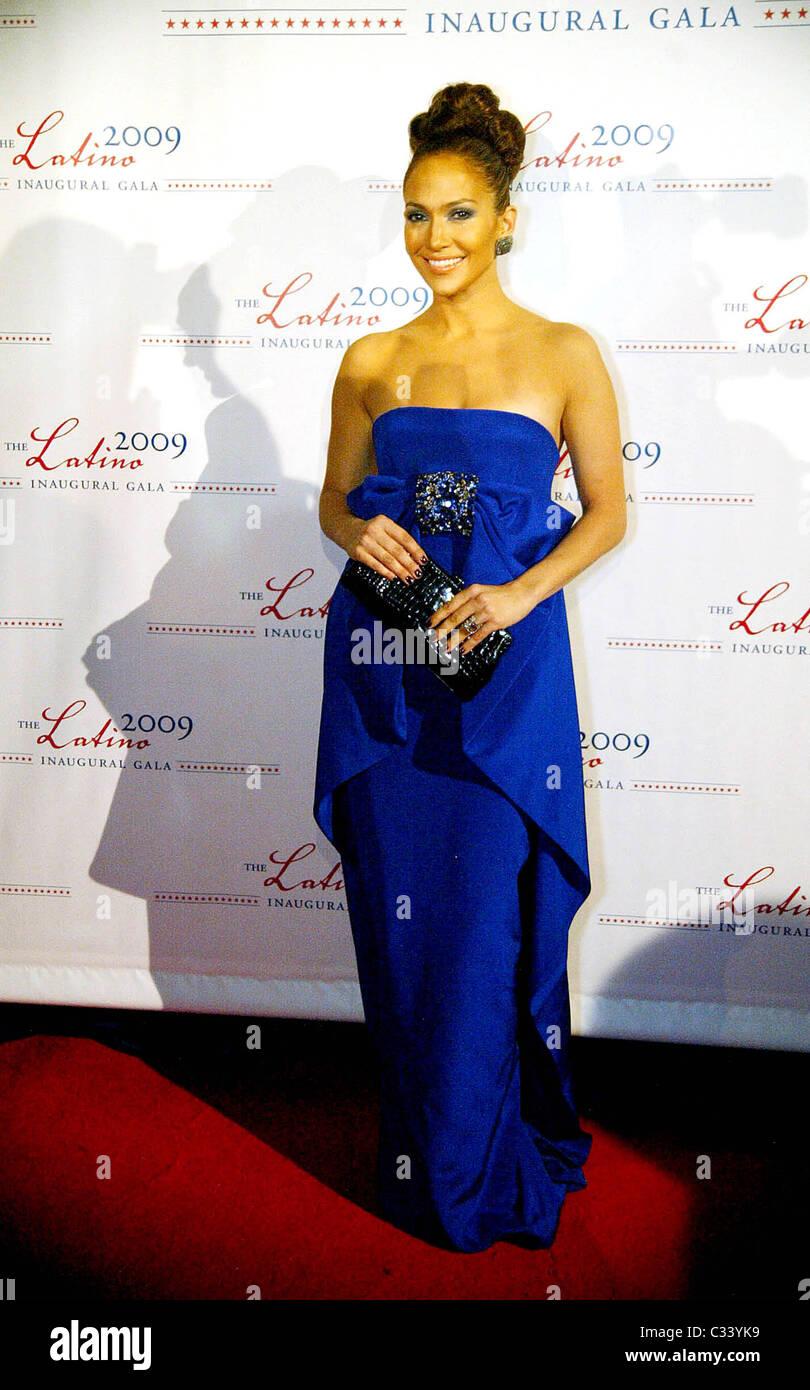 Jennifer Lopez 2009 Latino Inaugural Gala at Union Station ...