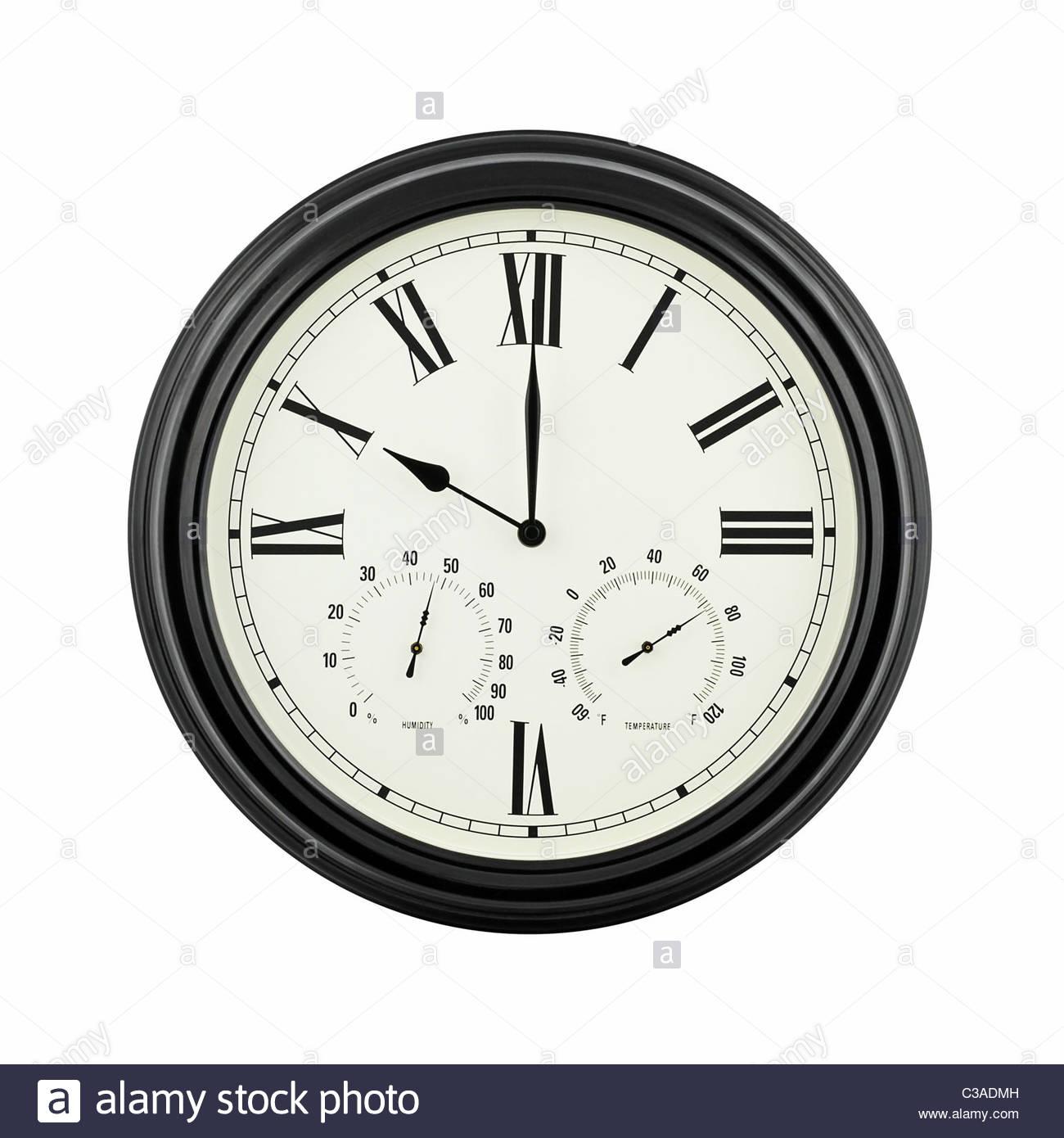 Ten O 39 Clock Stock Photo Royalty Free Image 36494993 Alamy