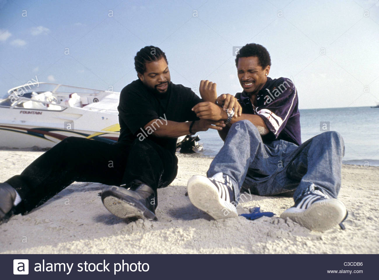 ICE CUBE & MIKE EPPS ALL ABOUT THE BENJAMINS; ALL ABOUT ...