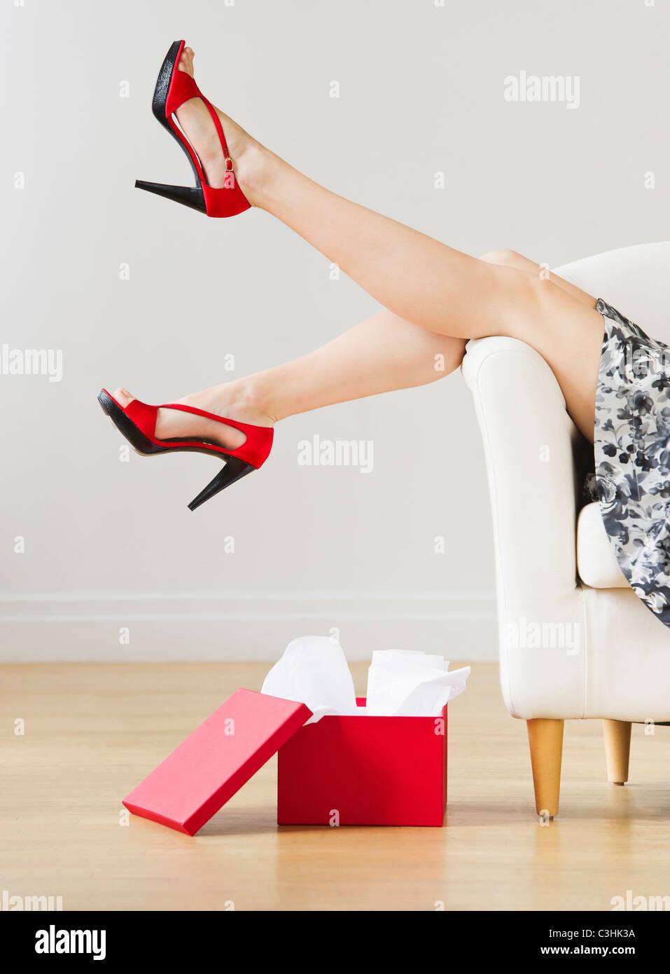 Как сделать чтобы не красила обувь