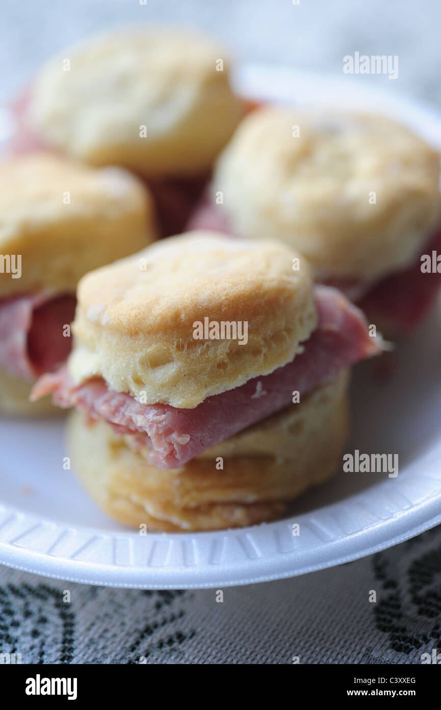 dining-food-little-ham-biscuits-sandwich