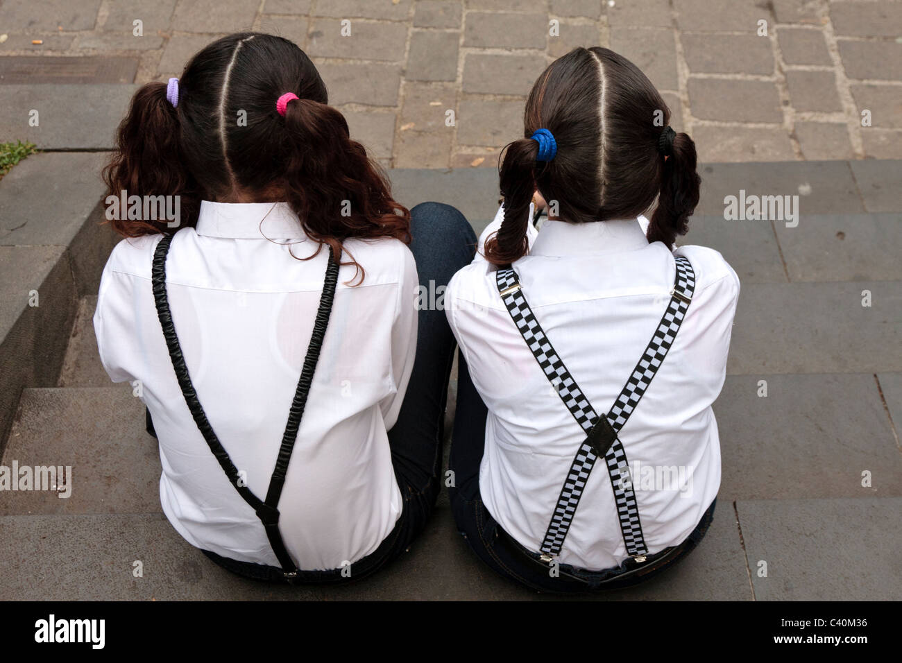 two-young-girls-in-costume-at-the-santa-