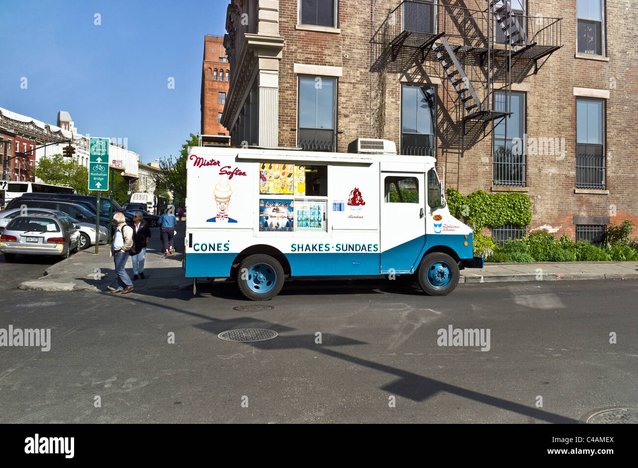 Food Truck In Dumbo