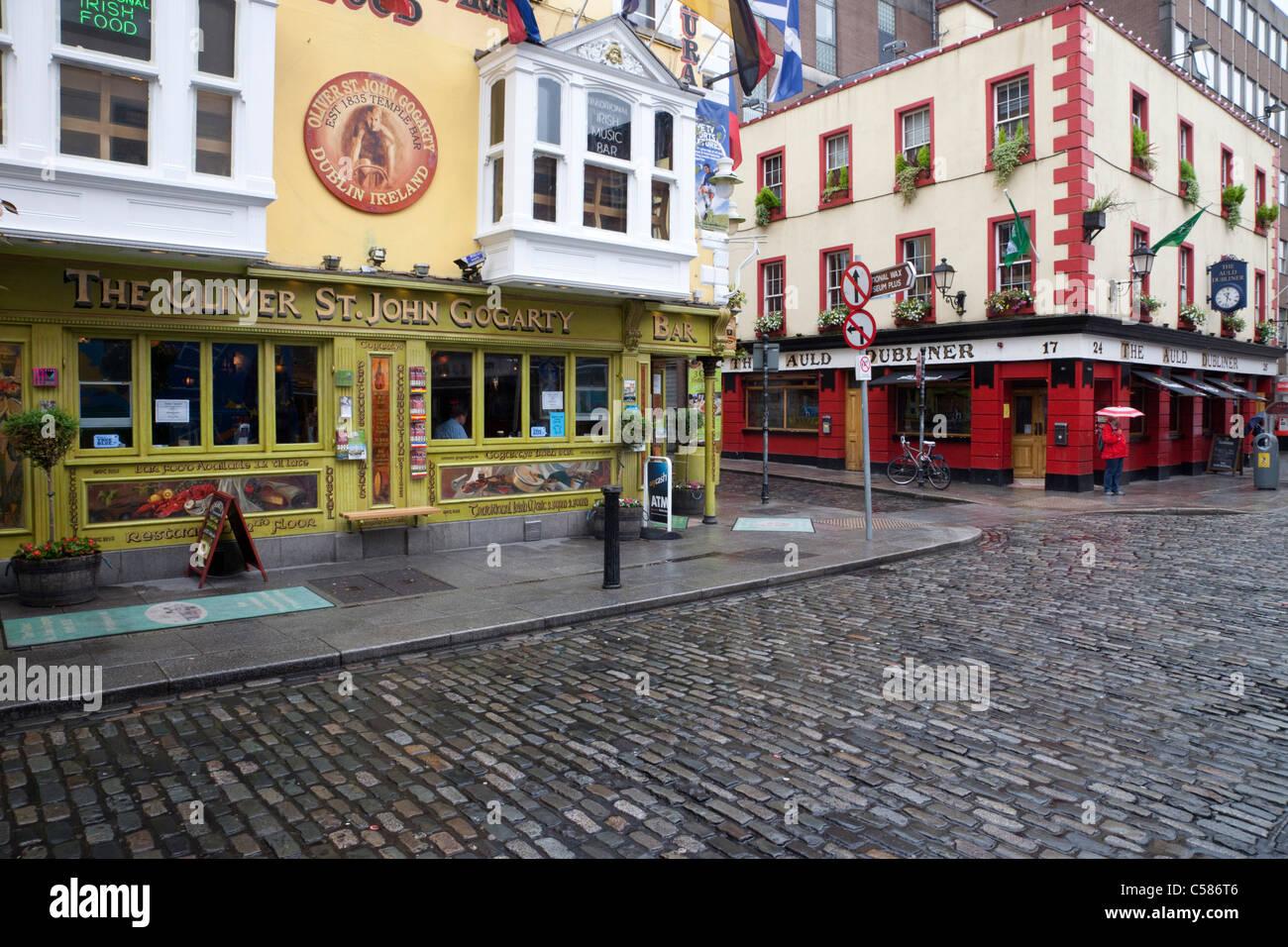Cart Cafe Irlande