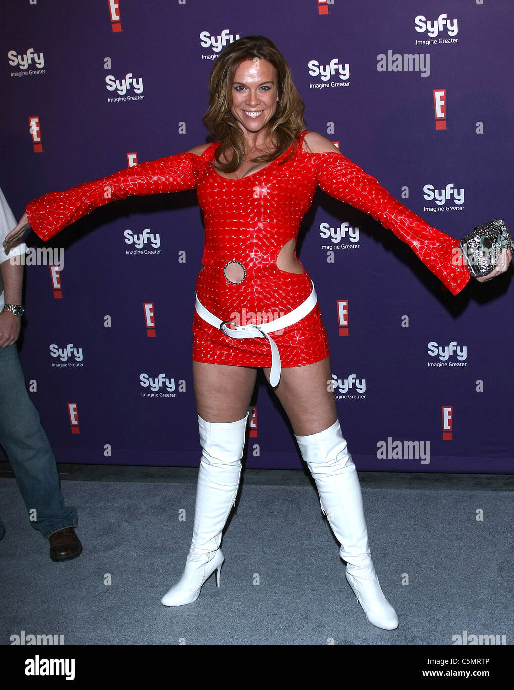 CHASE MASTERSON SYFY AND E! COMIC CON PARTY SAN DIEGO ...