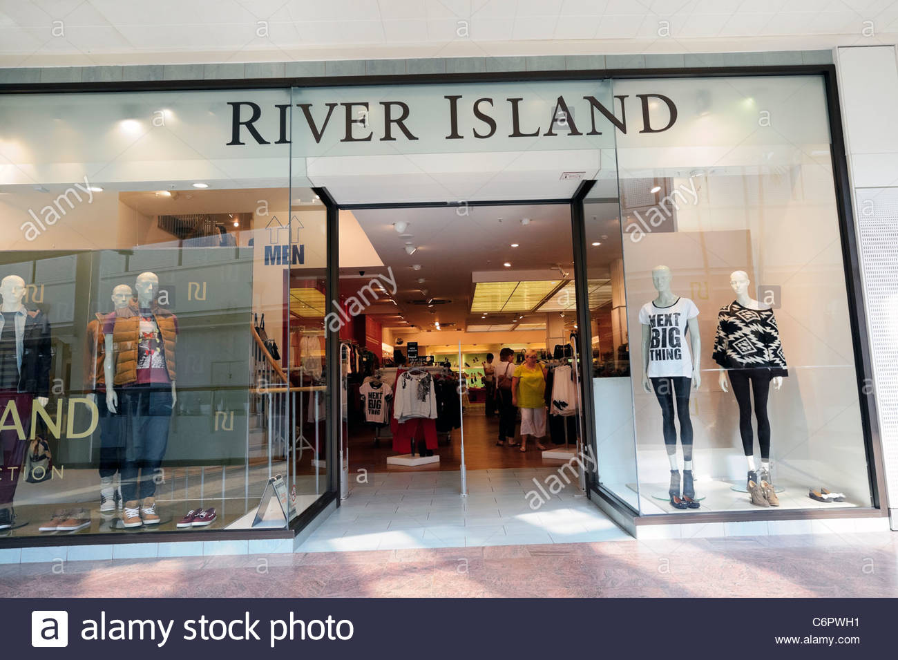 Find your nearest River Island store locations in United Kingdom. (Page 3).