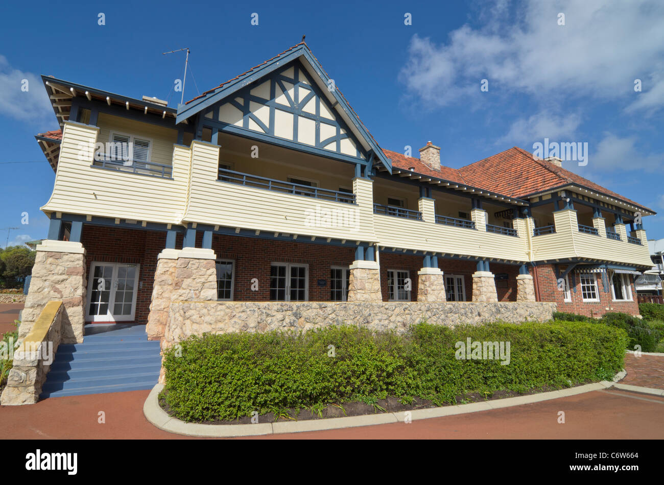 Heritage Listed Caves House Hotel Yallingup In The South