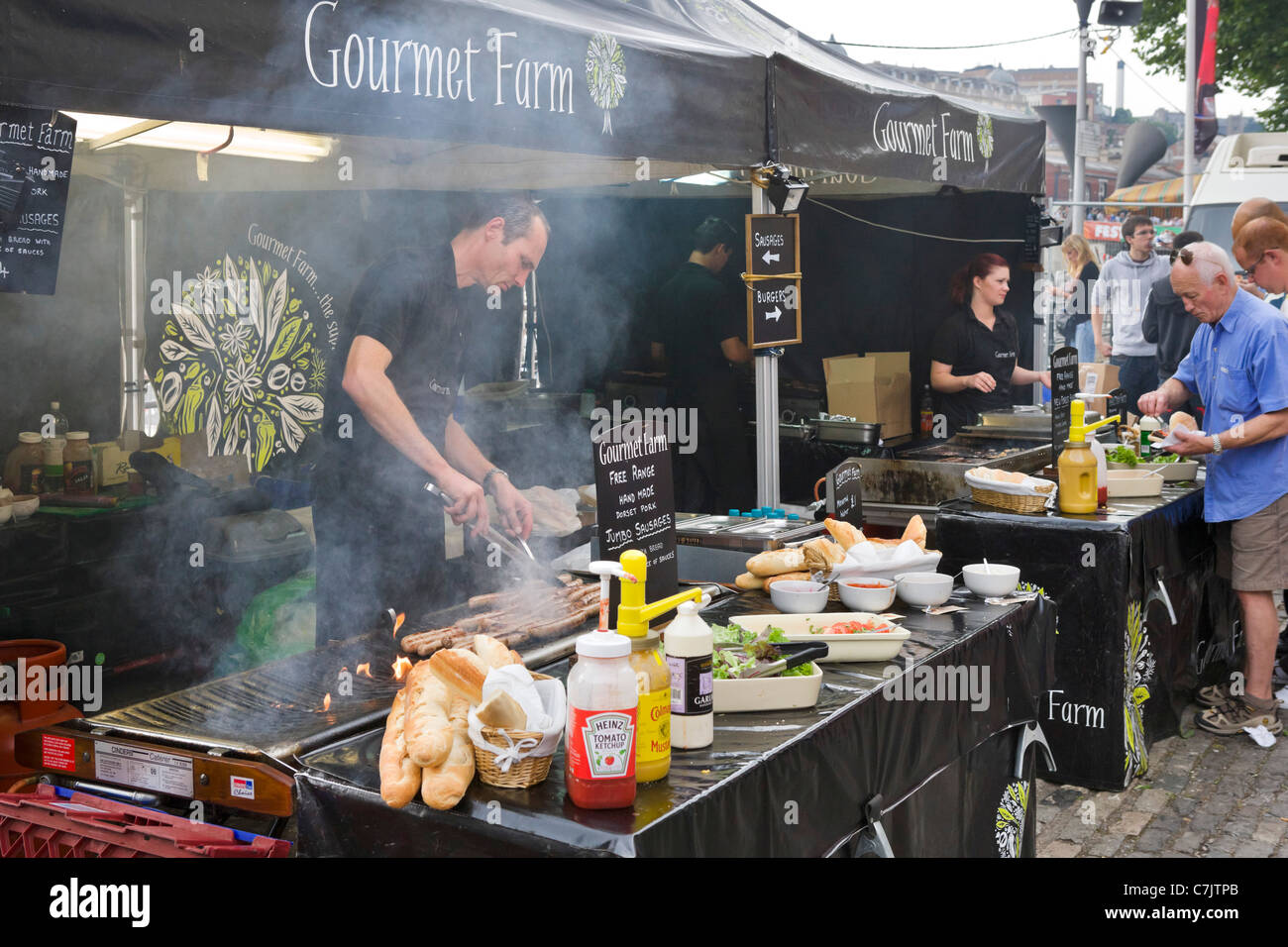 how to buy festival food stall insurance