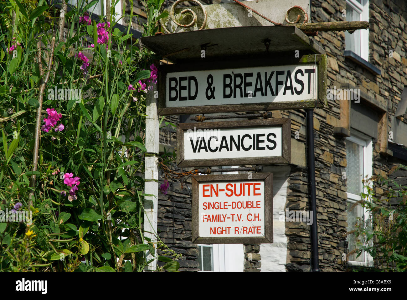 Bed And Breakfast Windermere England