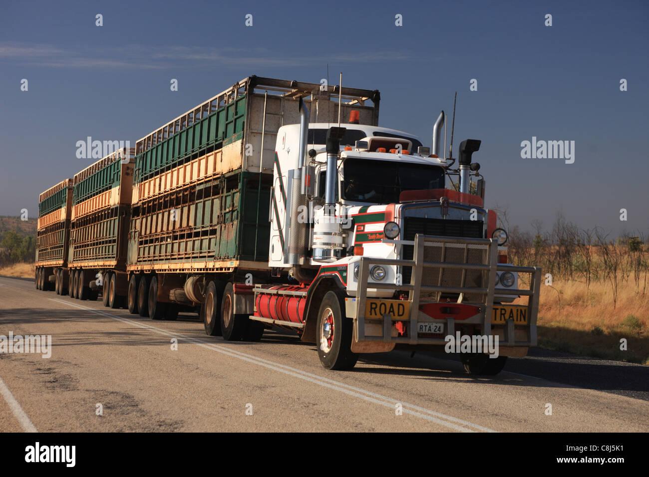 Outback Truckers Deutsch