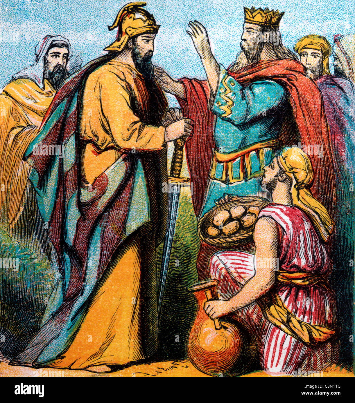 Who was melchizedek