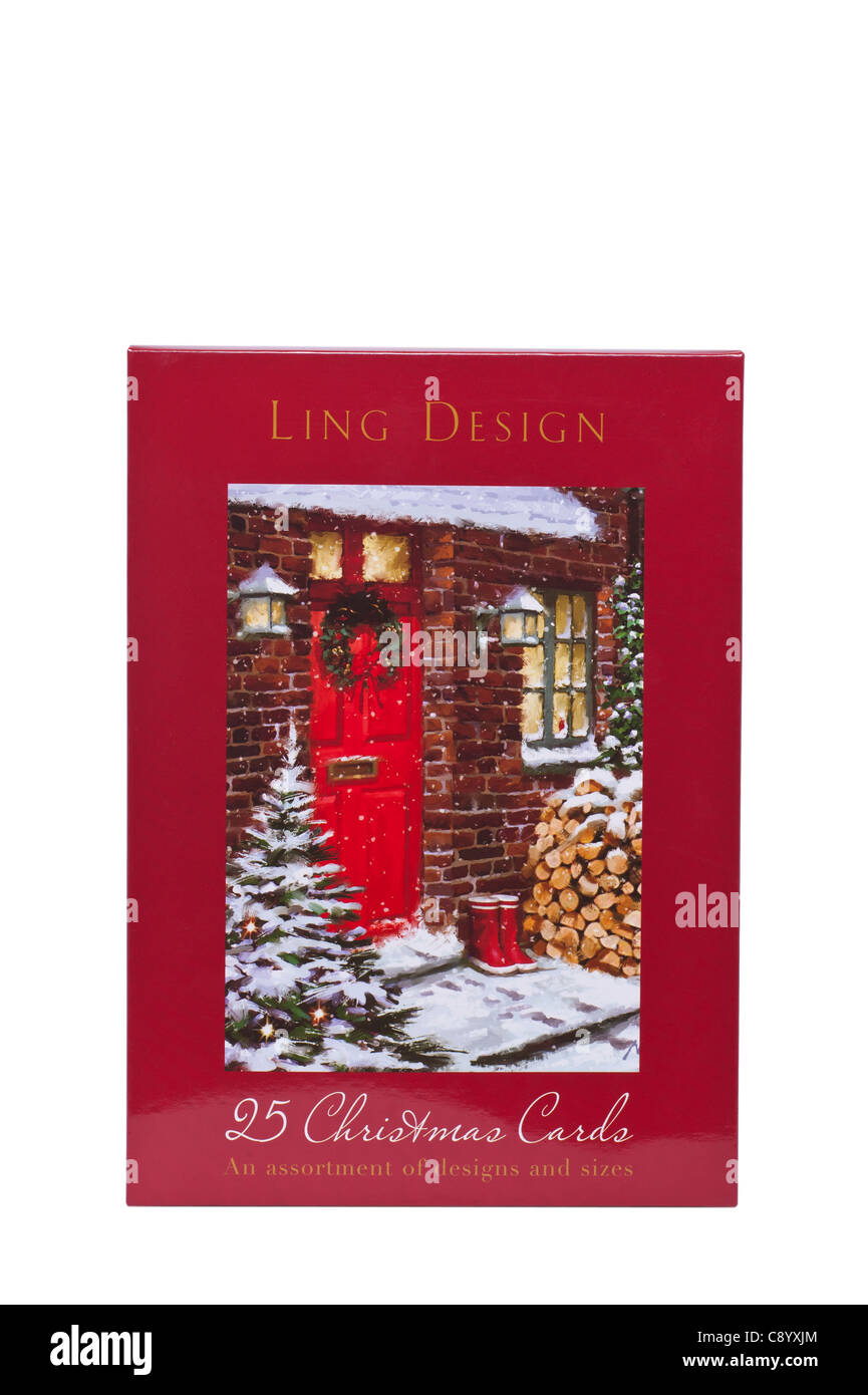 Where To Buy Ling Design Christmas Cards