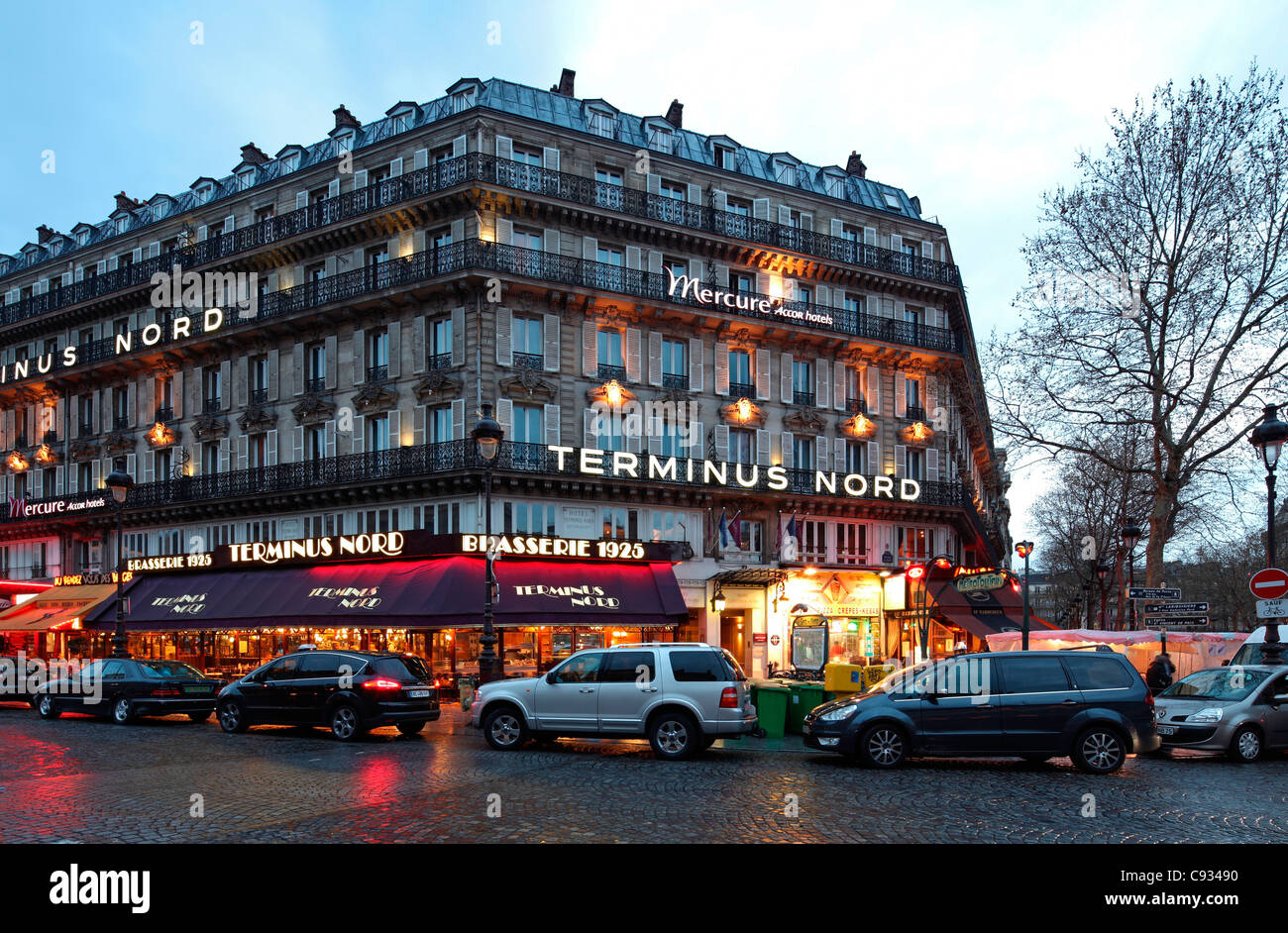 Hotel Accor Gare Du Nord