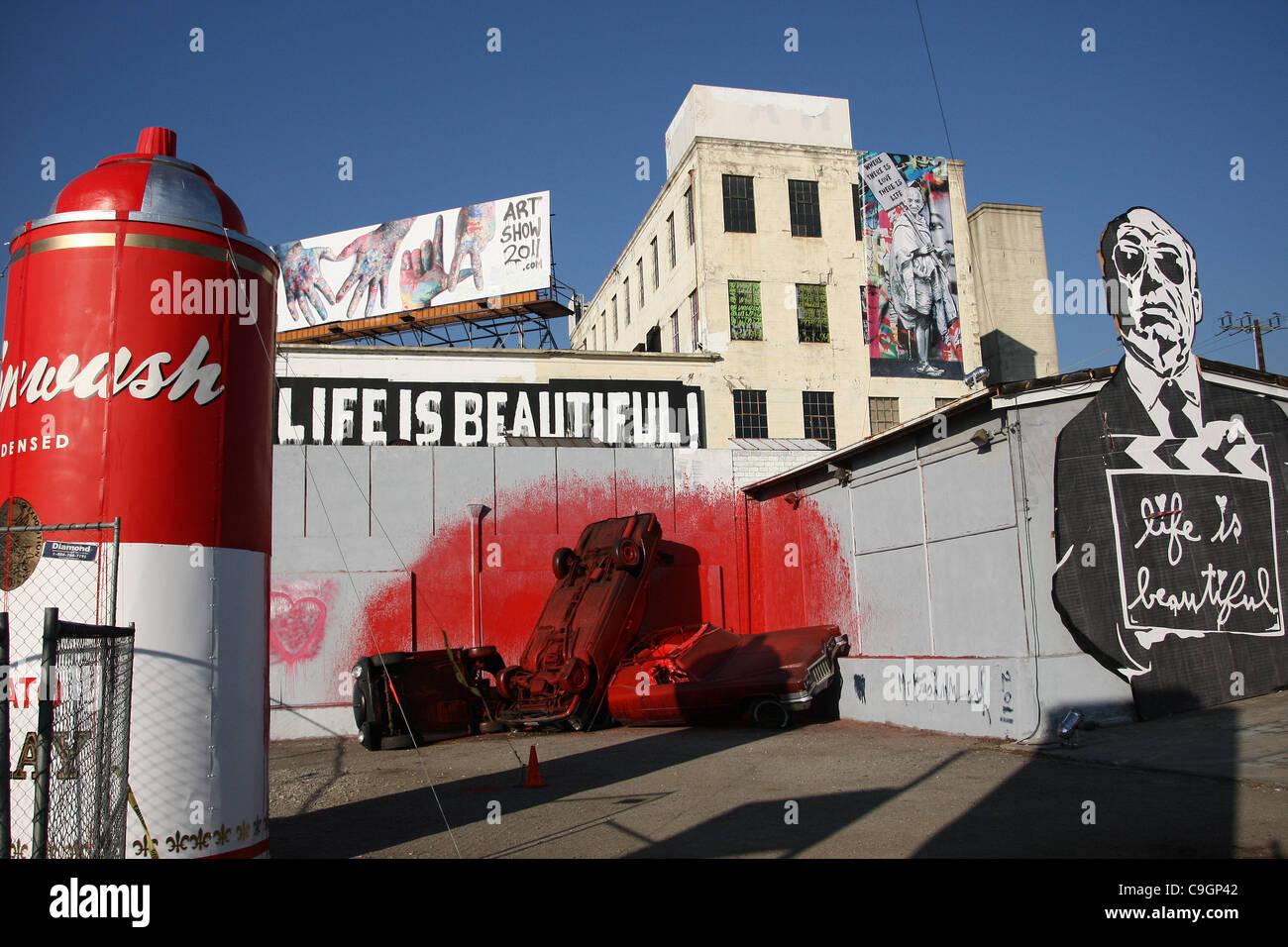 Life Is Beautiful Art Show 106