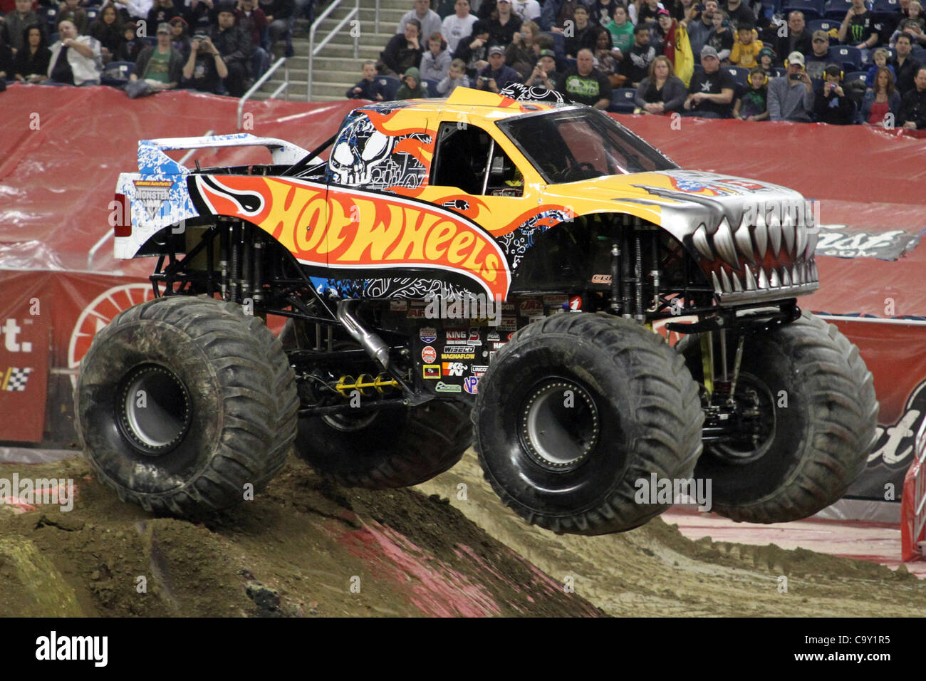 monster truck ford field autos post. Black Bedroom Furniture Sets. Home Design Ideas