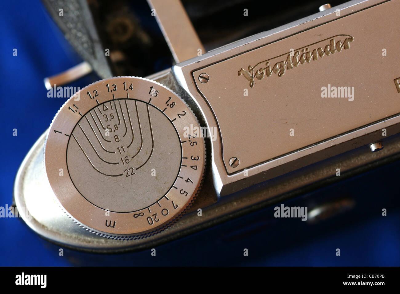 A Vintage Voigtlander Bessa Ii Folding Bellows Camera ... Pictures Made With Voigtlander