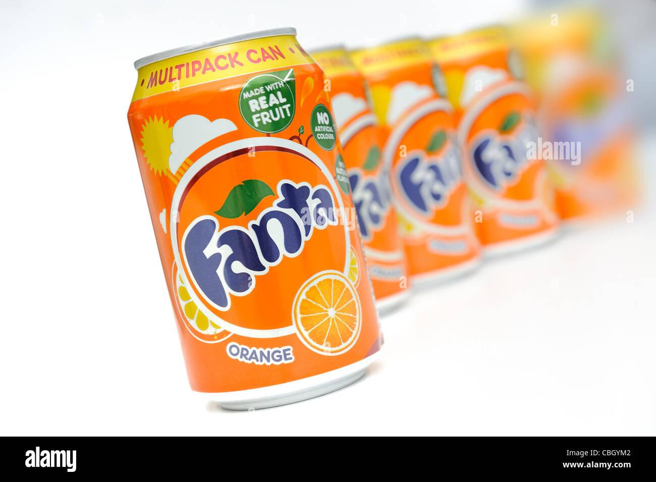 fanta-orange-cans-england-uk-CBGYM2.jpg